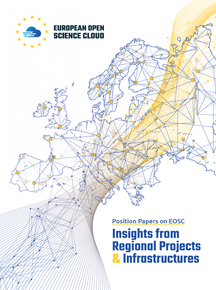 Position papers on EOSC - Insights from Regional Projects & Infrastructures