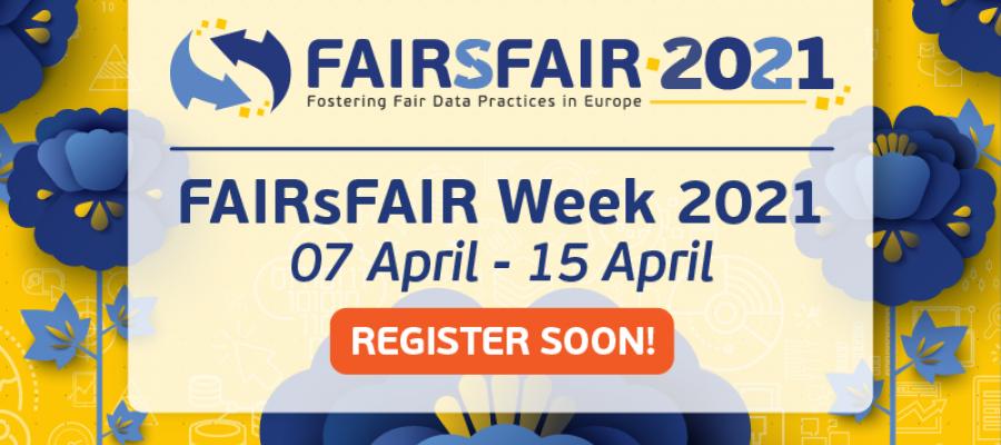 FAIRsFAIR Week 2021