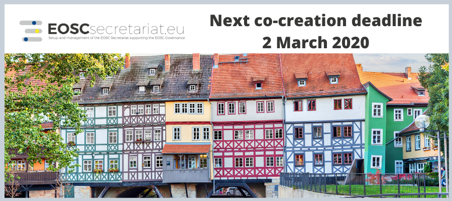 How to apply for co-creation funding? Next deadline on 2 March 2020