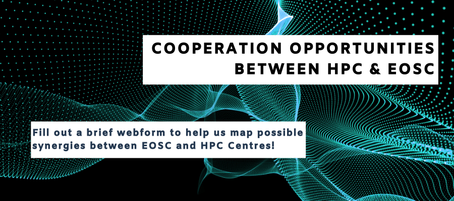 Exploring cooperation opportunities between HPC & EOSC: a survey for HPC projects