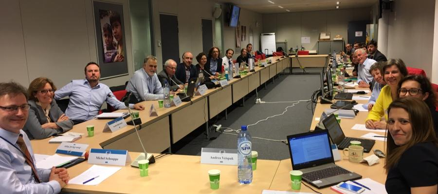 EOSC Exec Board Constituted and Coordination with Governance Board on Working Groups