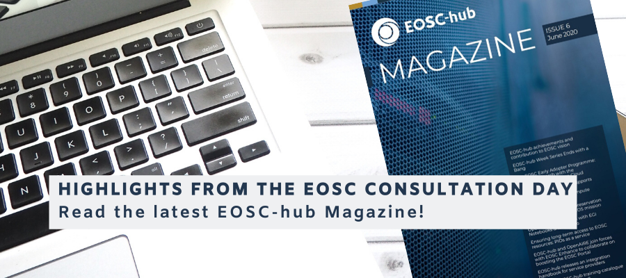 Highlights from the EOSC Consultation Day in the latest EOSC-hub Magazine