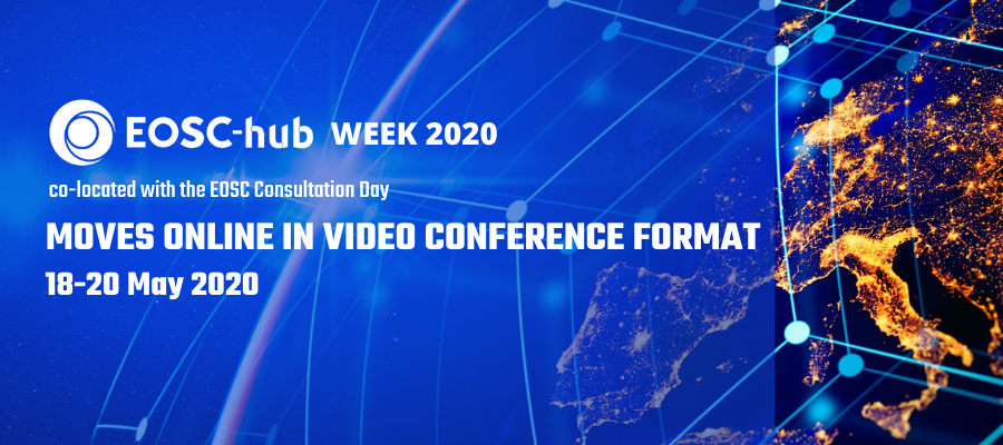 Everything you need to know for the EOSC-hub Week 2020!