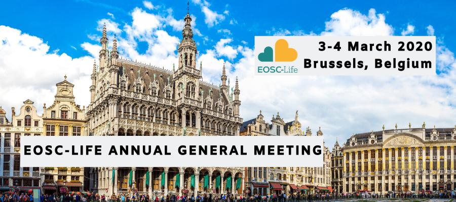 EOSC-Life Annual General Meeting