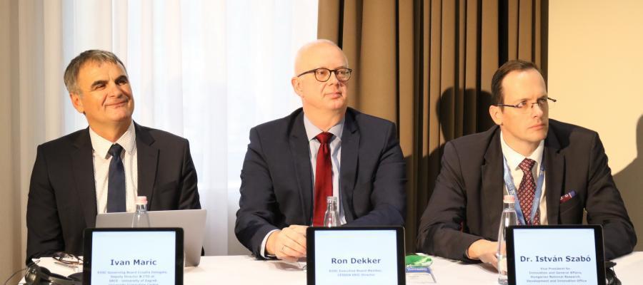 EOSC Press Conference 2019