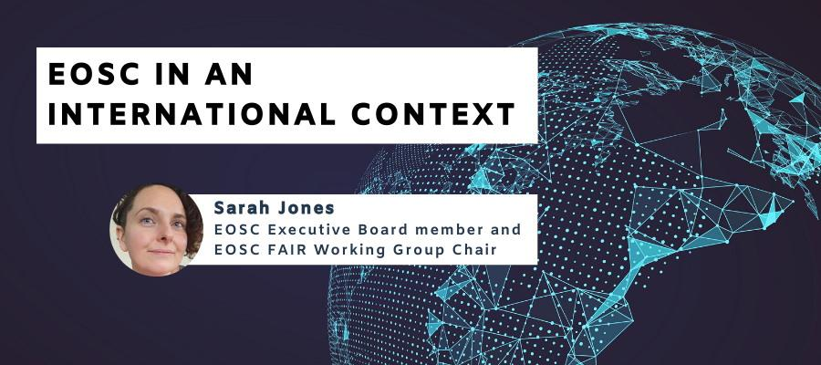 EOSC in an international context