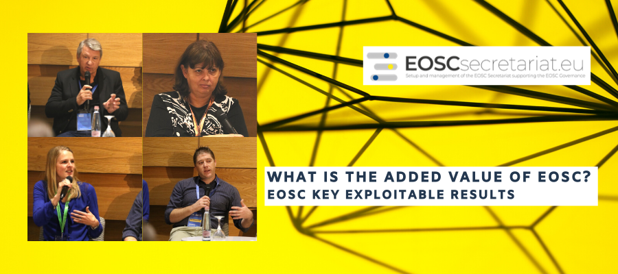 What Is the Added Value of EOSC?