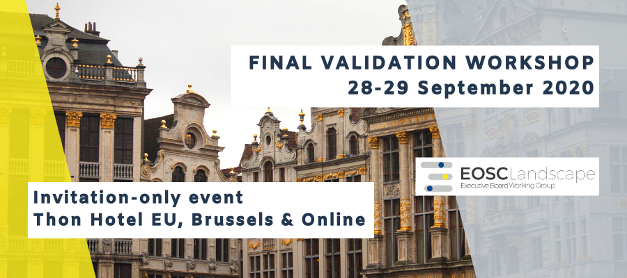 EOSC Landscape Final Validation Workshop