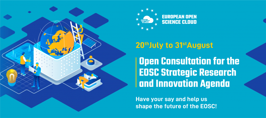 Open Consultation On The Future Of EOSC Published