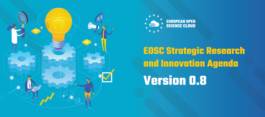 The EOSC Strategic Research and Innovation Agenda - Version 0.8