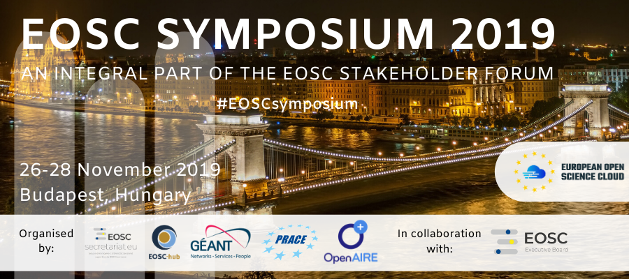 EOSC Symposium: A Milestone in the EOSC Development Process
