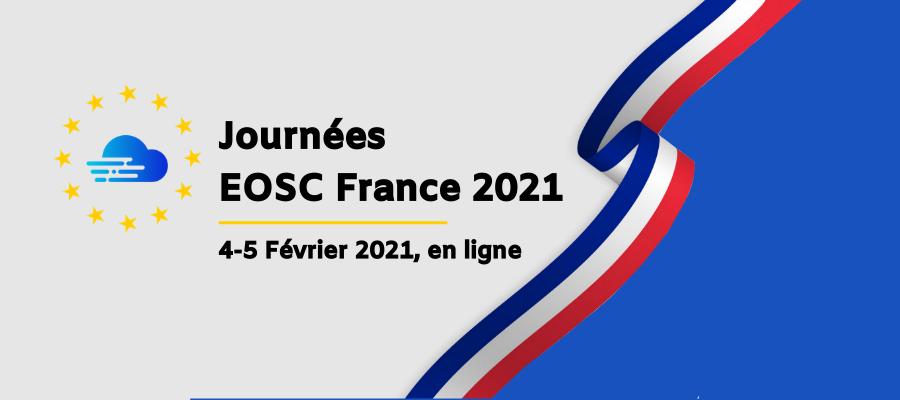 European Open Science Cloud France 2021 Days
