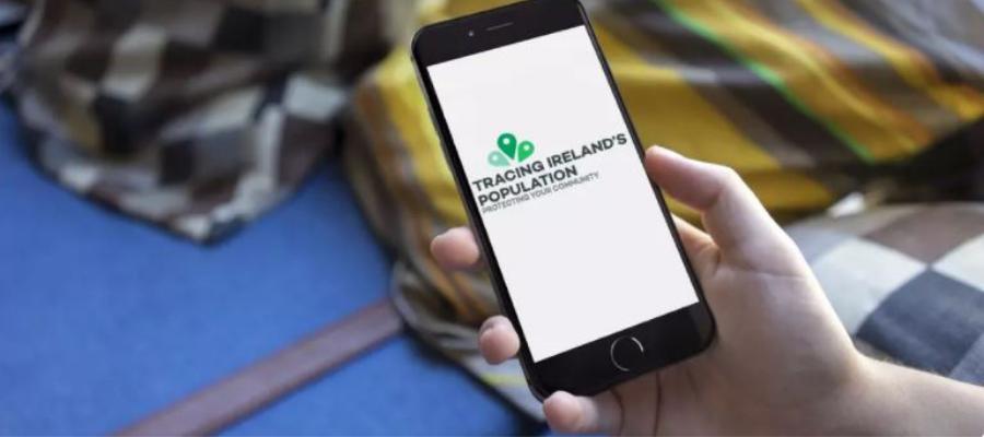 New Irish contact tracing app 'less invasive than Alexa'