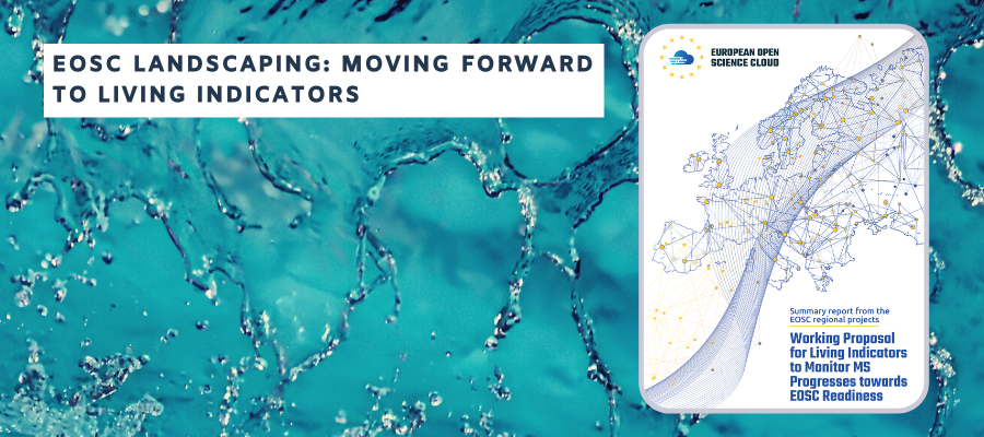 EOSC Landscaping: moving forward to living indicators