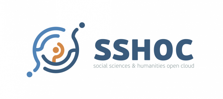 """""""SSHOC"""" - Social Sciences & Humanities Open Cloud is the acronym to remember"""
