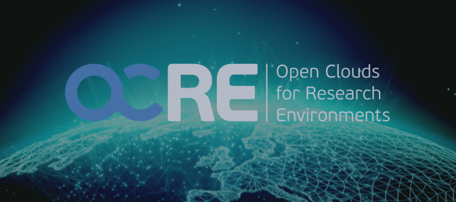 OCRE enables easy cloud usage through the European Open Science Cloud