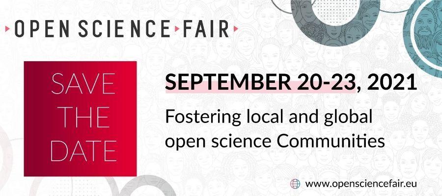 Open Science FAIR 2021