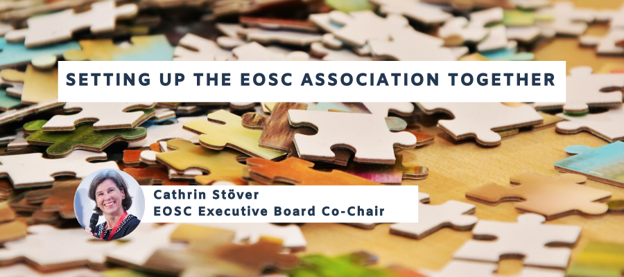 Setting up the EOSC Association together