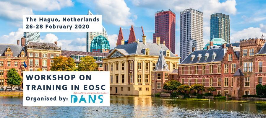 Workshop on Training in EOSC
